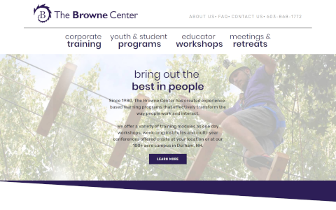 Browne Center